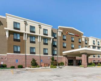 Comfort Suites - Hopkinsville - Building
