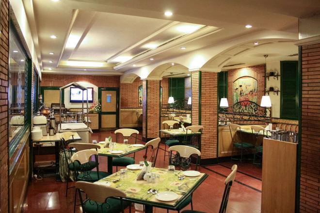 居住品質酒店 - 海德拉巴 - 海得拉巴 - 餐廳