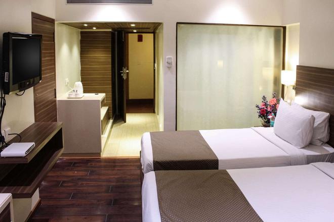 居住品質酒店 - 海德拉巴 - 海得拉巴 - 臥室