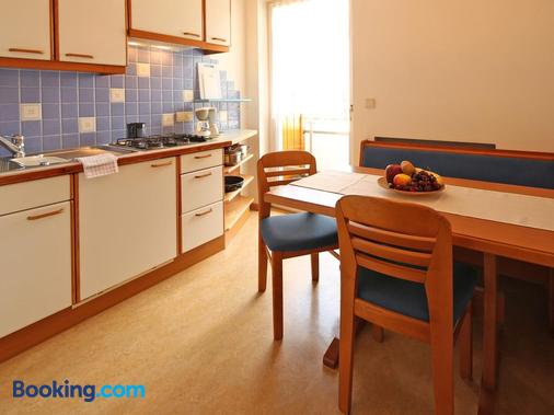 Residence Rose - San Candido - Dining room
