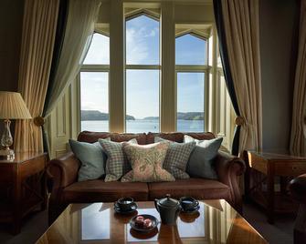 Oban Bay Hotel - Oban - Huiskamer