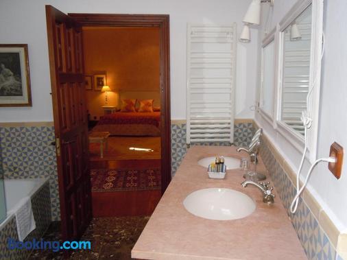 Palacio Chaves Hotel - Trujillo - Bathroom