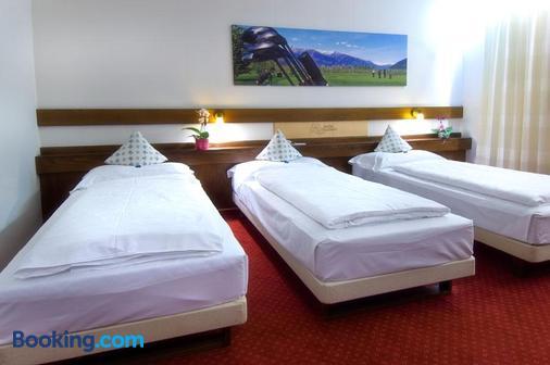 Hotel Daniela - Merano - Bedroom