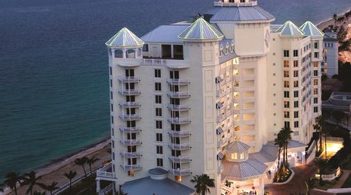 Pelican Grand Beach Resort - A Noble House Resort - Fort Lauderdale - Building