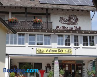 Gasthaus Post - Goldbach - Building