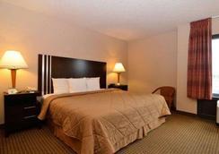Comfort Inn Hwy. 290/NW - Houston - Bedroom