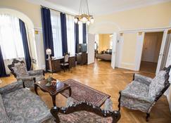 Hotel Grand - Łódź - Living room