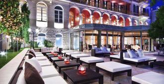 Hilton Imperial Dubrovnik - דוברובניק - פטיו