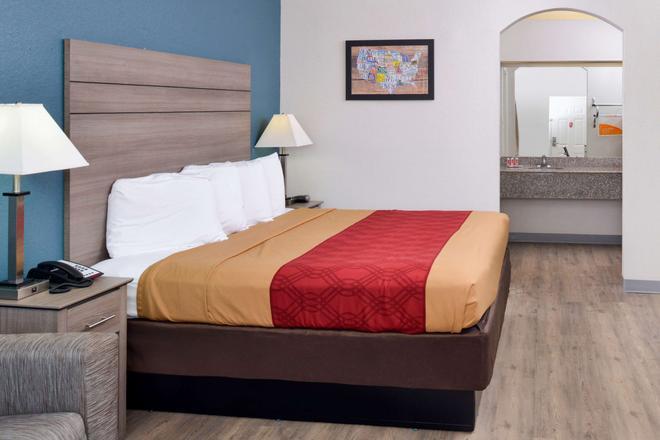 Econo Lodge & Suites Port Arthur - Port Arthur - Bedroom