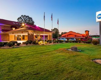 Best Western Jacksonville Inn - Джексонвілл - Building