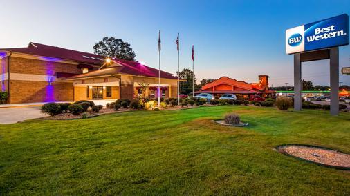 Best Western Jacksonville Inn - Jacksonville - Gebäude