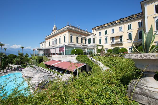 Grand Hotel Villa Serbelloni - Bellagio - Building