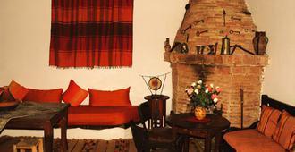 رياض جيد موكادور - الصويرة - غرفة معيشة