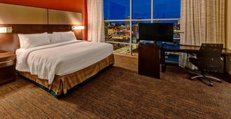 Residence Inn by Marriott Kansas City Downtown/Convention Center - קנזס סיטי - חדר שינה