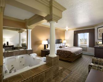 Days Inn by Wyndham High Level - High Level - Bedroom
