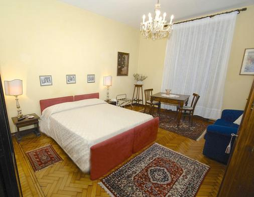 Locanda Borgonuovo - Ferrara - Makuuhuone