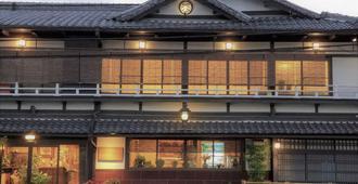 Ryokan Sawaya Honten - Kyoto - Bygning