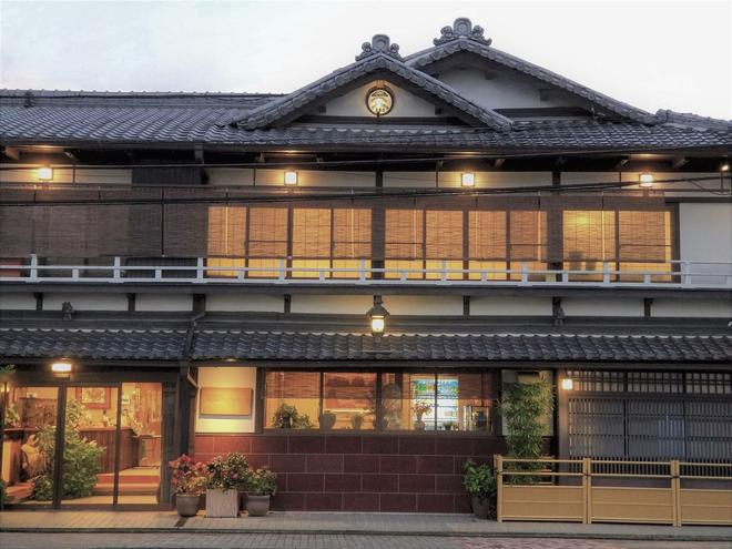 Ryokan Sawaya Honten - Κιότο - Κτίριο