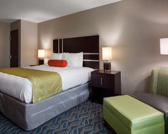 Best Western Plus Hardeeville Inn & Suites - Hardeeville - Спальня