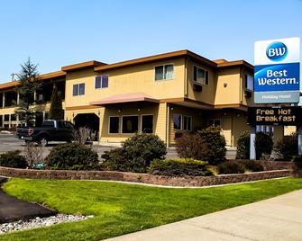 Best Western Holiday Hotel - Coos Bay - Building