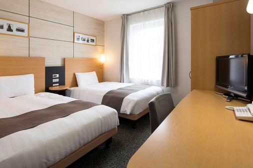 Comfort Hotel Tokyo Higashi Nihombashi - Τόκιο - Κρεβατοκάμαρα