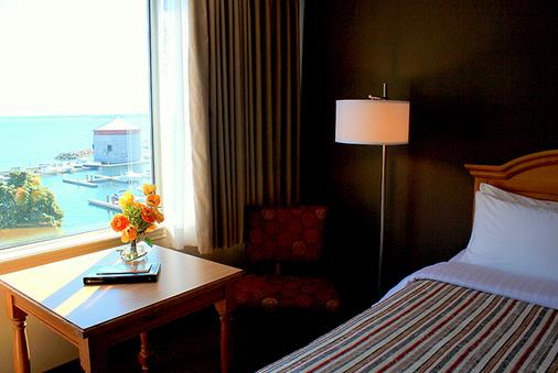 Confederation Place - Hotel - Kingston - Bedroom