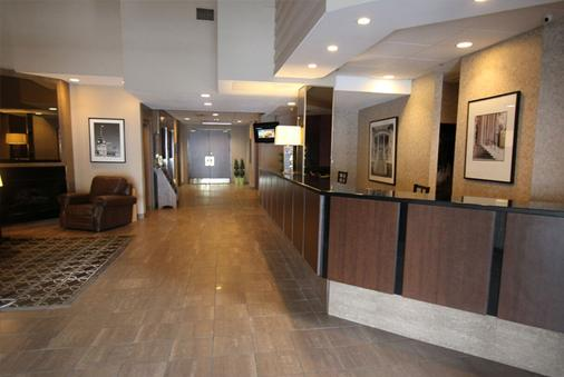 Confederation Place - Hotel - Kingston - Front desk