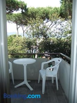 Hotel Giulio Cesare - Montignoso - Balcony