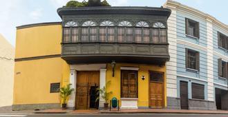 Hotel España - Lima - Edificio