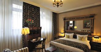 Hôtel de La Cigogne - Geneva - Phòng ngủ