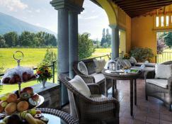 Castello Del Sole - Ascona - Patio