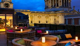 Grange St Pauls - Londra - Balcone