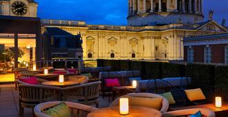 Grange St Pauls - לונדון - מרפסת