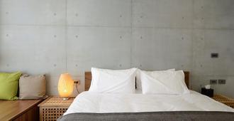 Sun Moon Inn - Yuchi - Phòng ngủ