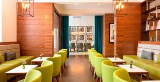 Courtyard by Marriott Edinburgh - Edinburgh - Nhà hàng