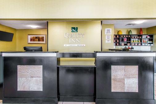 Quality Inn Hinesville - Fort Stewart Area - Hinesville - Vastaanotto