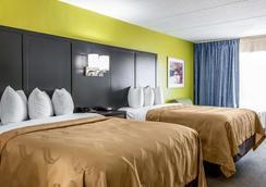 Quality Inn Hinesville - Fort Stewart Area - Hinesville - Makuuhuone