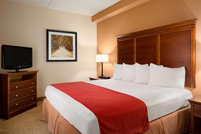 Country Inn & Suites by Radisson, Anderson, SC - Андерсон - Спальня