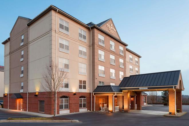 Country Inn & Suites by Radisson, Anderson, SC - Андерсон - Здание