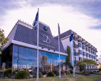 Distinction Rotorua Hotel And Conference Centre - Rotorua - Edificio