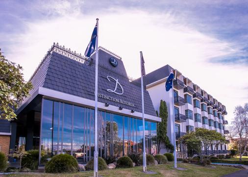 Distinction Hotel Rotorua - Rotorua - Κτίριο