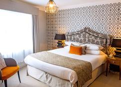 ذا ميدز هيد هوتل - نورويتش - غرفة نوم