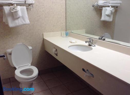 Bayside Hotel of Mackinac - Mackinaw City - Bathroom