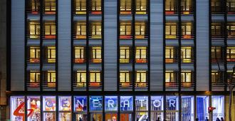 Generator Barcelona - Barcelona - Edificio