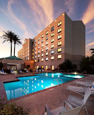 Radisson Hotel Phoenix Airport, Phoenix, AZ - Phoenix - Rakennus