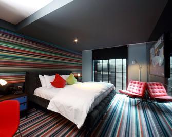 Village Hotel London Watford - Borehamwood - Slaapkamer
