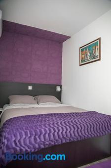 Sobe Novi Grad - Osijek - Bedroom