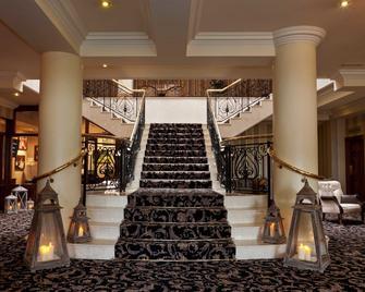 Ashdown Park Hotel - Gorey - Trappen