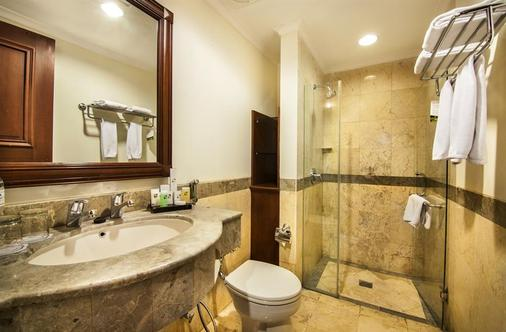 Arion Swiss-Belhotel Bandung - Bandung - Bathroom