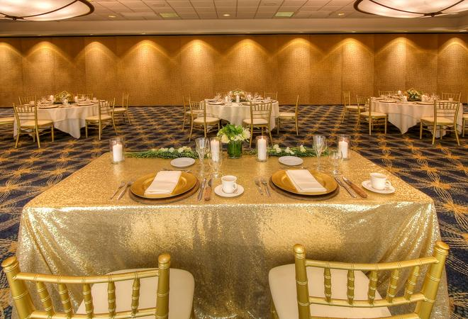 Inn at the Commons - Medford - Banquet hall